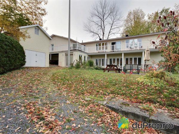 Rear View - 38 rue Beach Hill, Lac-Brome for sale