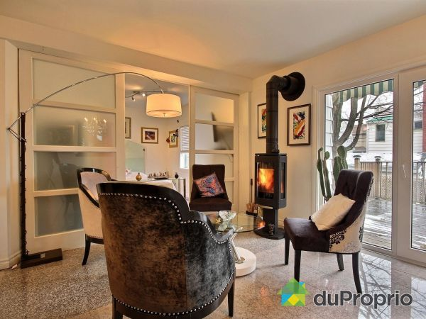 Living Room - 1436-1438, avenue William, Sillery for sale