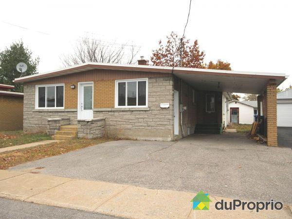 364, rue Boulard, Trois-Rivières (Cap-De-La-Madeleine) à vendre