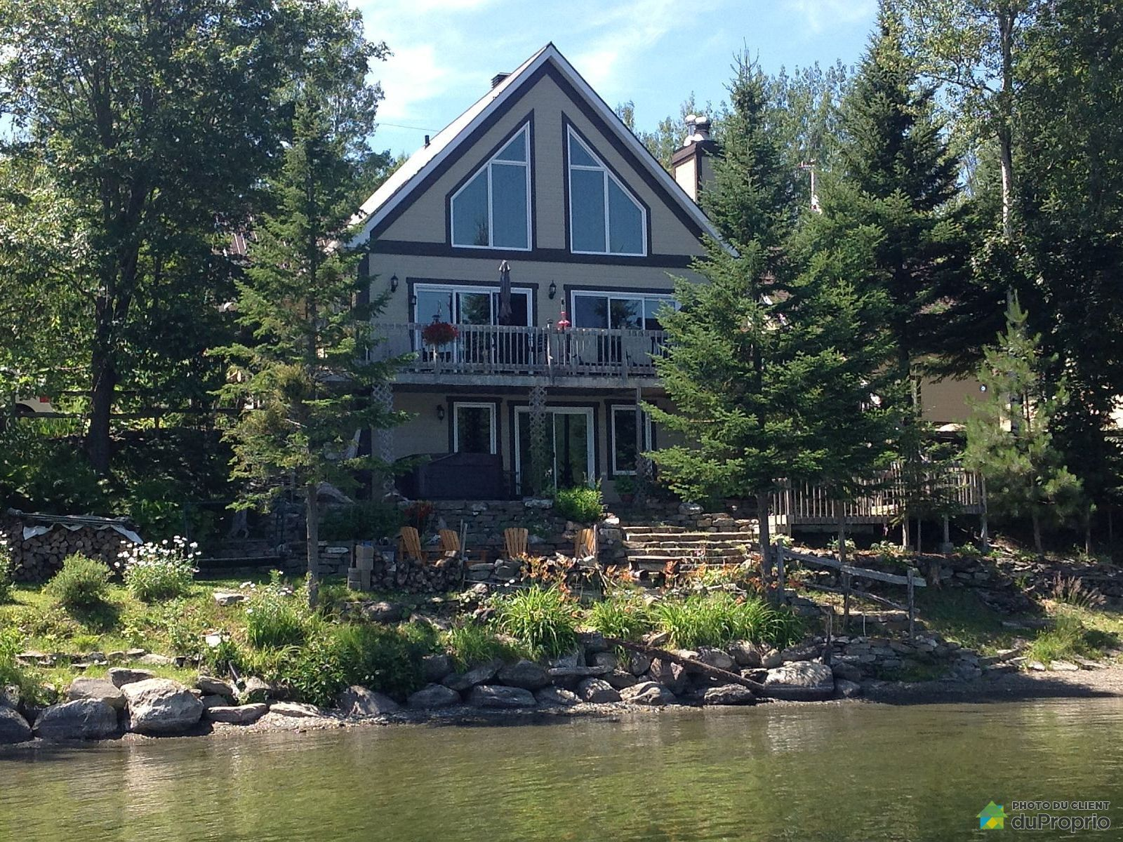 Waterfront - 641 5e Rang Sud, Packington for sale