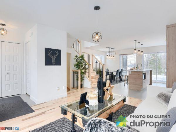 Open Concept - 5937 boulevard Saint-Jacques - Hameau Saint-Jacques (modèle 3 étages), Neufchatel for sale