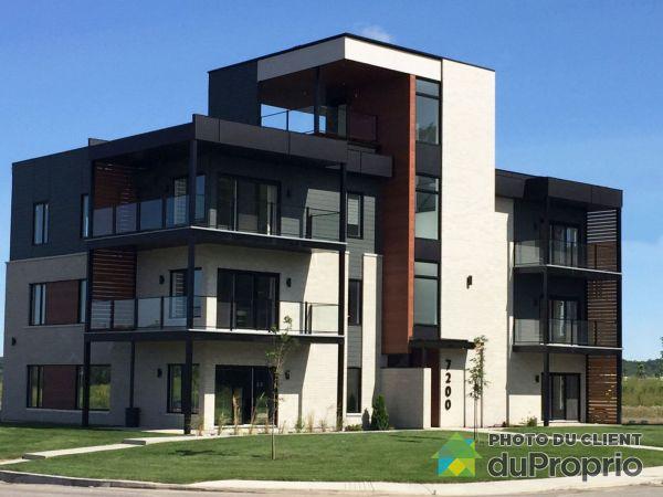 7200, boulevard des Athlètes - Unité 3½ - Par Les habitations Paris et Frères, Trois-Rivières (Trois-Rivières-Ouest) à vendre