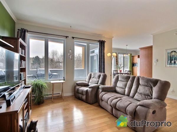 Living Room - 10-1858 rue des Roitelets, Chicoutimi (Chicoutimi) for sale