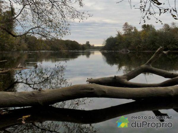 Vue sur rivière - , chemin de L'île Grandbois, St-Casimir à vendre