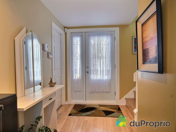 Entrance - 753 rue Miloit, Beauport for sale