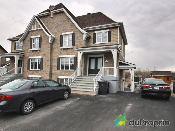 3542-3544, rue des Fadets, Longueuil (St-Hubert) for sale