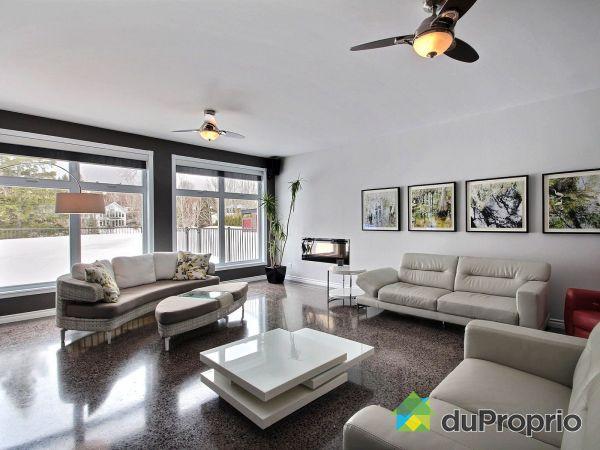 Living Room - 1700 rue du Vieux-Pont Nord, Chicoutimi (Laterrière) for sale
