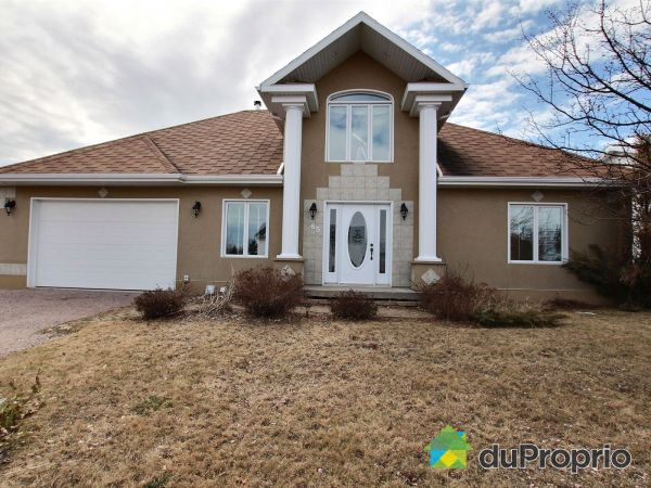 Winter Front - 65 rue Larouche, Roberval for sale