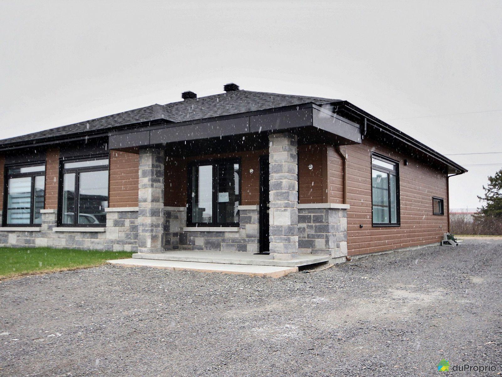 ., rue Sauvignon - Par Construction Platinum Saguenay inc., Chicoutimi (Chicoutimi) à vendre