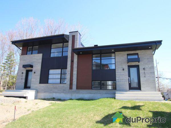 1414, rue des Calèches - Par Groupe Immobilier SMB, Val-Bélair à vendre