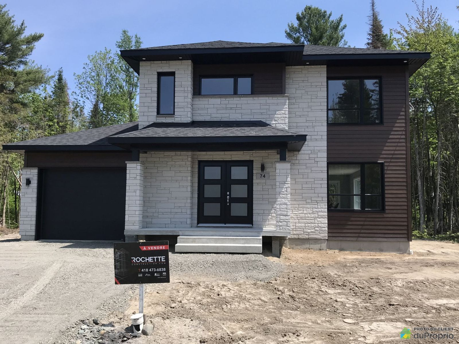 884 rue Léopold-Brochu - Par Rochette Construction, Ste-Marie for sale