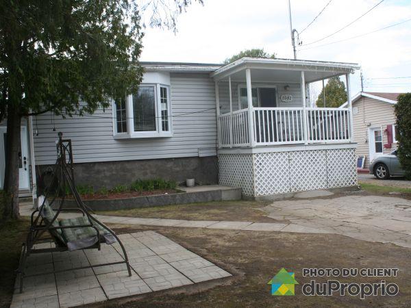 1081, rue Saint-Alexis, Trois-Rivières (St-Louis-De-France) à vendre