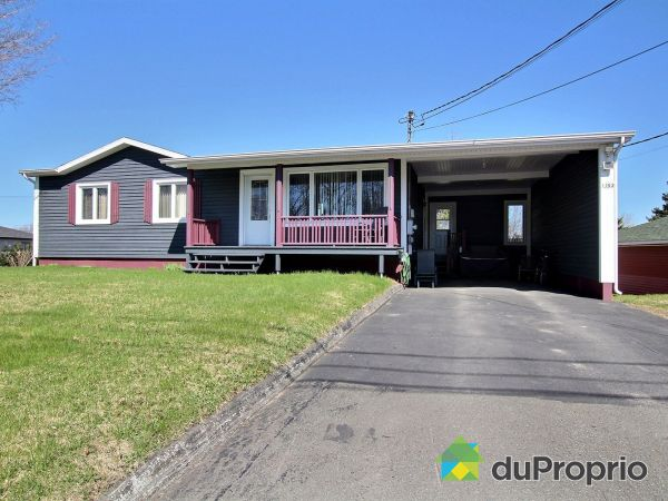 1353 rue Saint-Benoit, Plessisville for sale