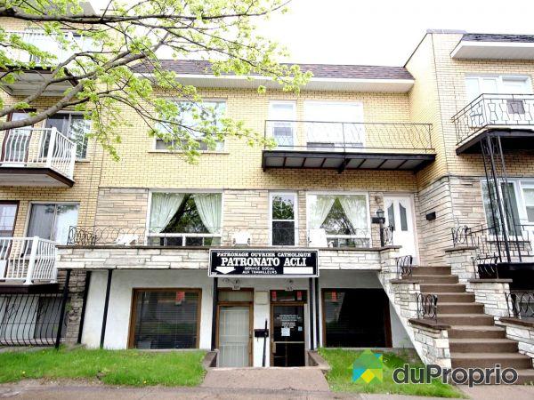 3815 rue Bélanger, Rosemont / La Petite Patrie for sale