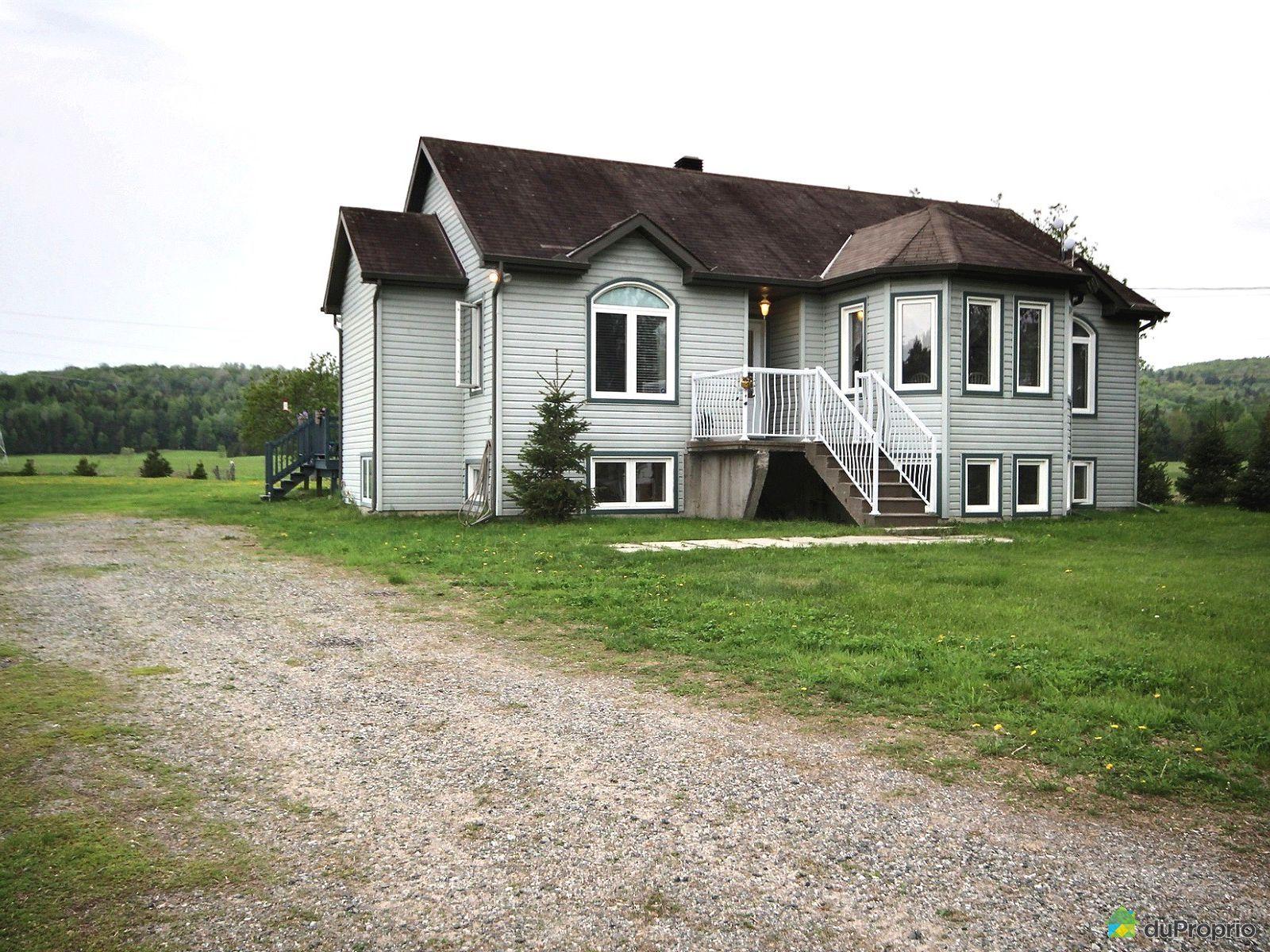 6075, chemin River, L'Ange-Gardien-Outaouais à vendre