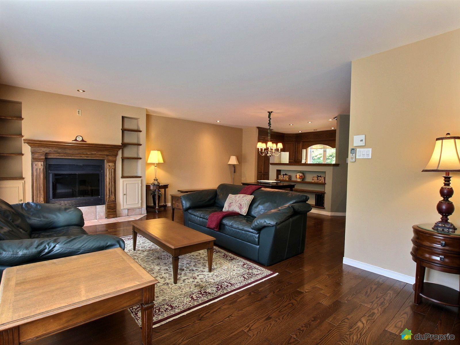 Living Room - 770 chemin du Nordais, Piedmont for sale
