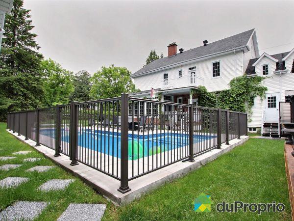 Pool - 725 rue Hazel, Thetford Mines for sale
