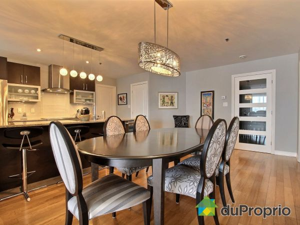 Dining Room - 306-100 avenue de Dijon, Candiac for sale