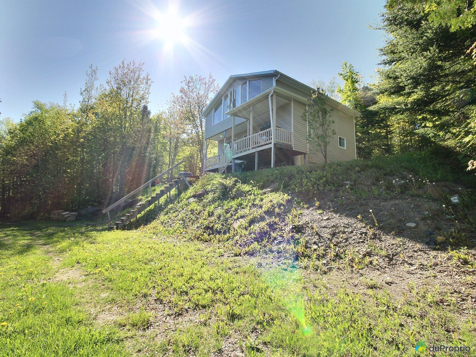10 chemin du Lac-Fortin, St-Marcellin for sale