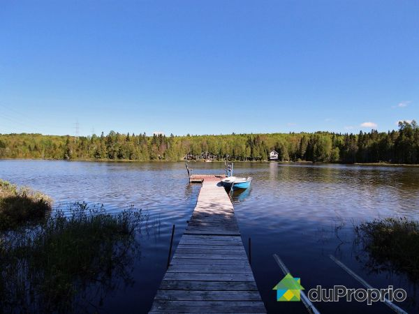 Waterfront - 10 chemin du Lac-Fortin, St-Marcellin for sale