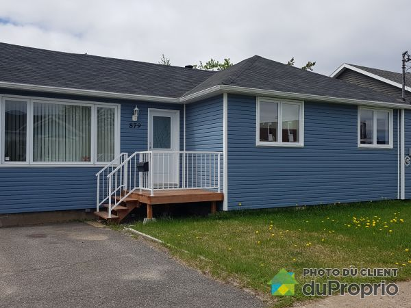 879 avenue Cartier, Sept-Iles for sale