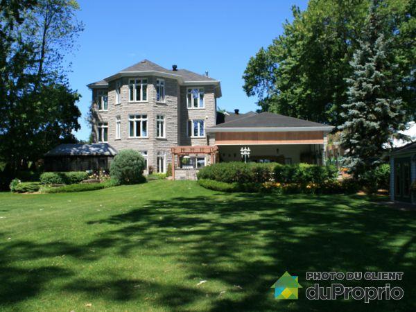Backyard - 7694 boulevard Lévesque Est, Duvernay-Est for sale