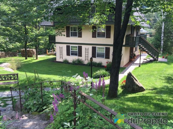 Backyard - 289 chemin de la Montagne, Piedmont for sale