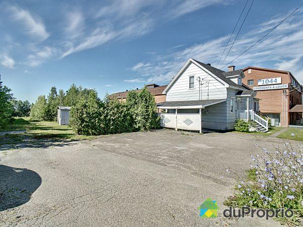 Terrain - 1050, rue King Est, Sherbrooke (Fleurimont) à vendre