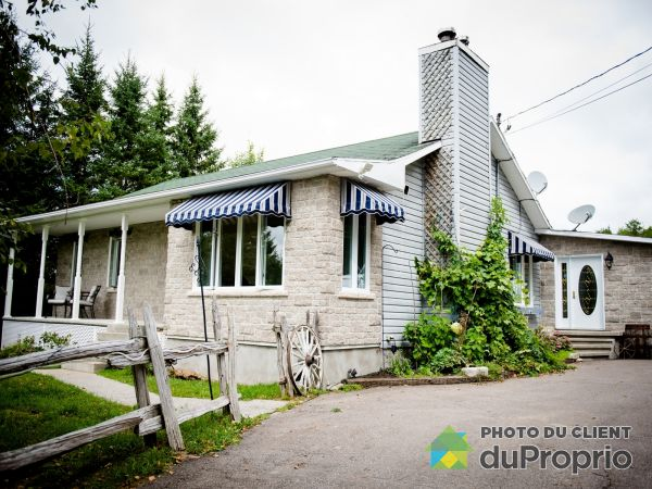 416 rang Sud-Est, La Tuque (La Bostonnais) for sale