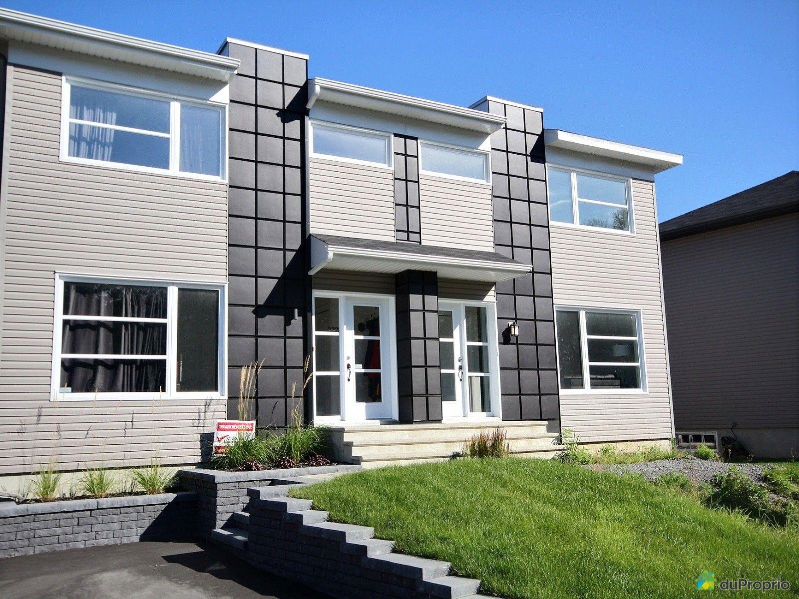 30 rue Bellevue - Par Construction C.R.D, Ste-Catherine-de-la-JC for sale