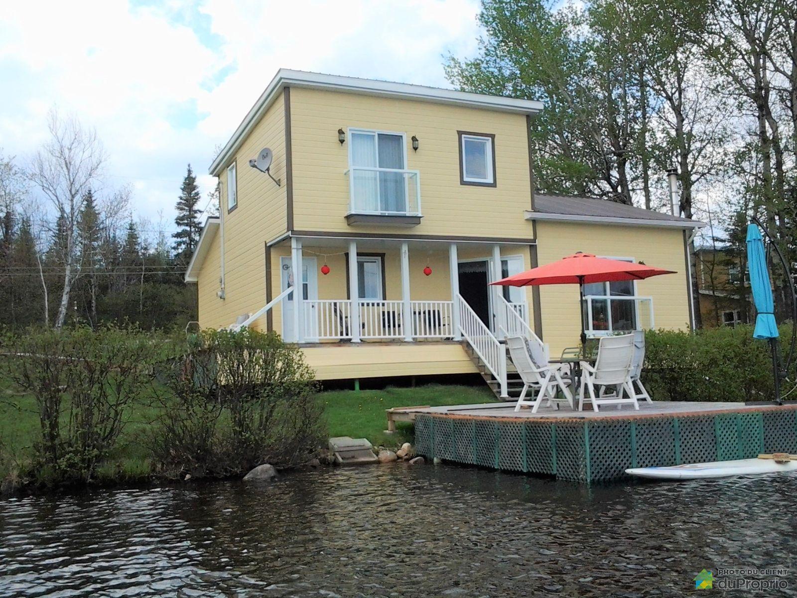 260, sentier du Lac-Isaie, St-Félix-D'Otis à vendre