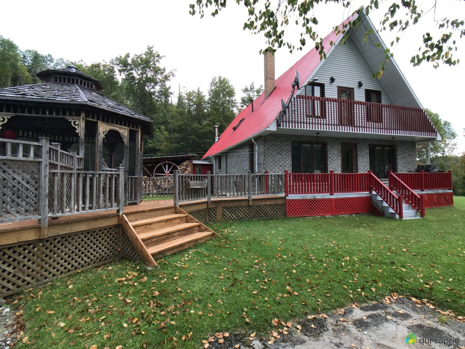 1521 route Tadoussac, St-Fulgence for sale