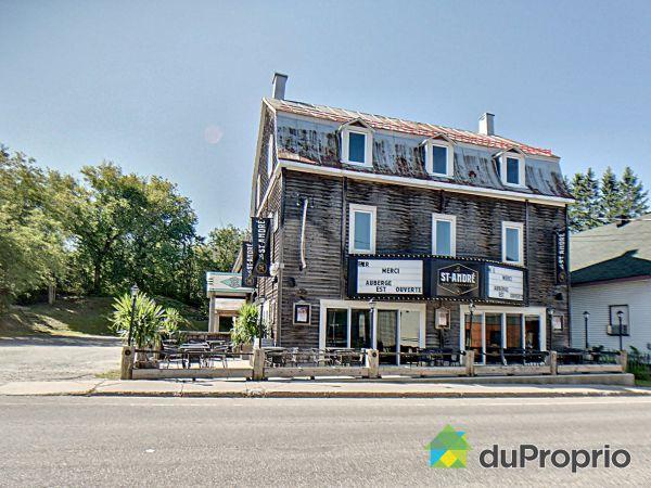 Bâtisse - 35, rue Principale, St-André-Avellin à vendre