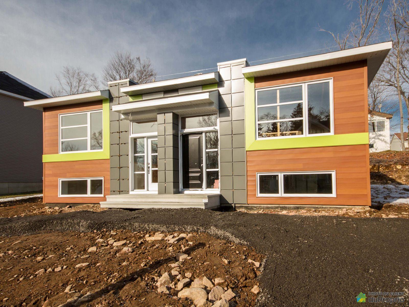 rue Bellevue - Par Construction C.R.D inc., Ste-Catherine-de-la-JC for sale