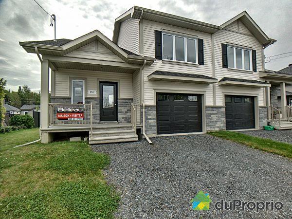 282, rue Athéna - Quartier St-Élie - Par les Constructions Christian Belleau, Sherbrooke (St-Élie-d'Orford) à vendre
