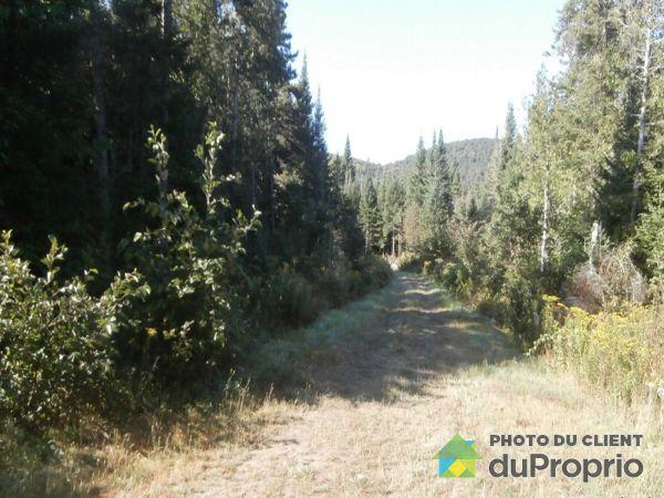Street -  chemin Dion, Val-Des-Lacs for sale