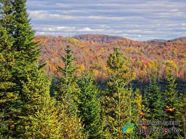 Vue panoramique - , chemin du Lac-de-la-Montagne-Noire, Lantier à vendre