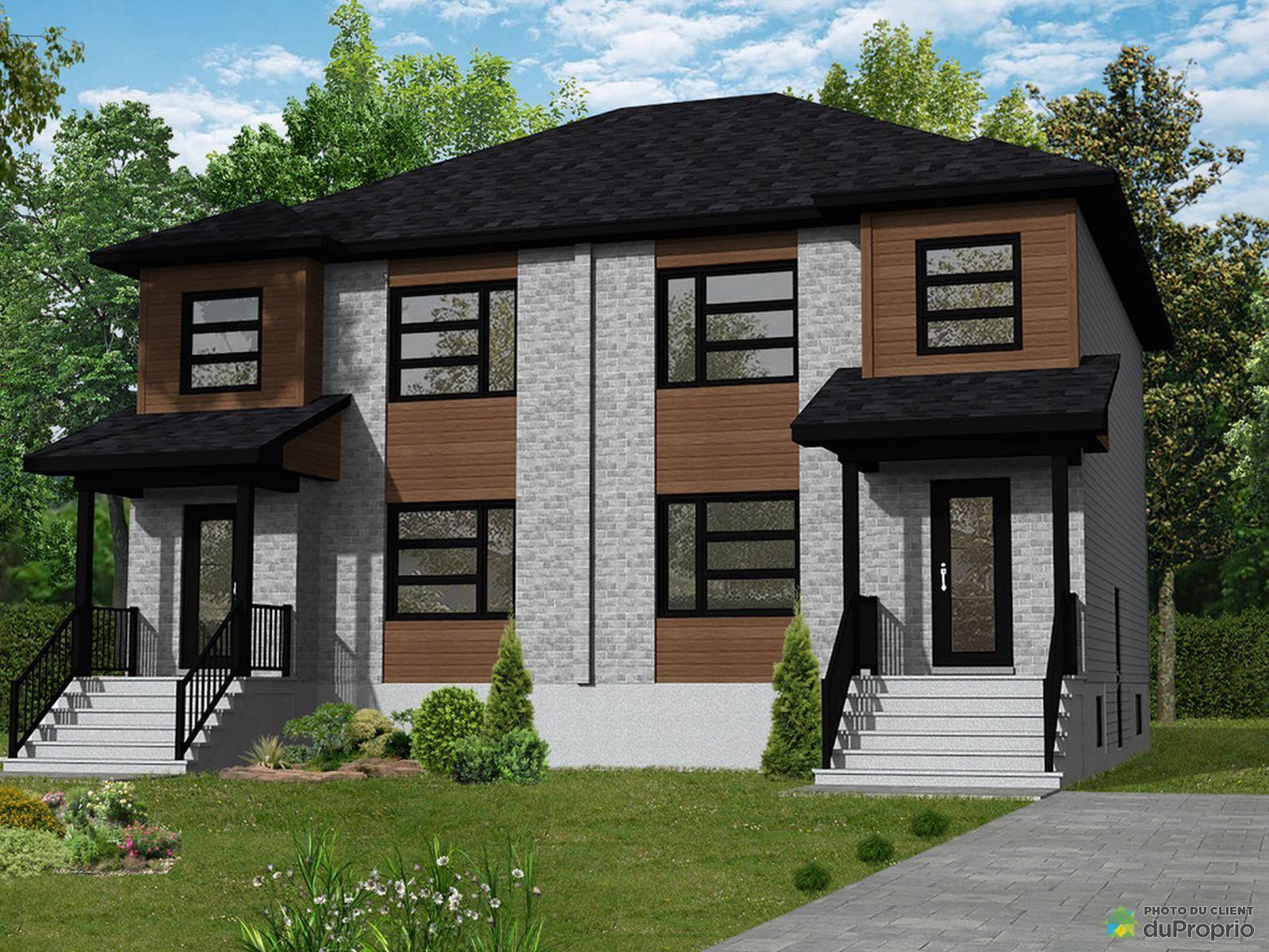 890, rue Vinet - Modèle Le Clarence - Par les Habitations RB, Salaberry-De-Valleyfield à vendre