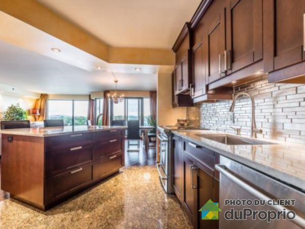 Kitchen - 809-4450 promenade Paton, Chomedey (Île Paton) for sale