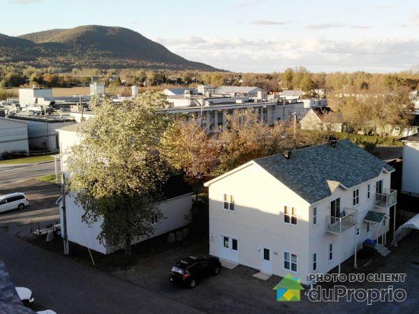 Aerial View - 3423-3429 rue Principale, St-Jean-Baptiste for sale