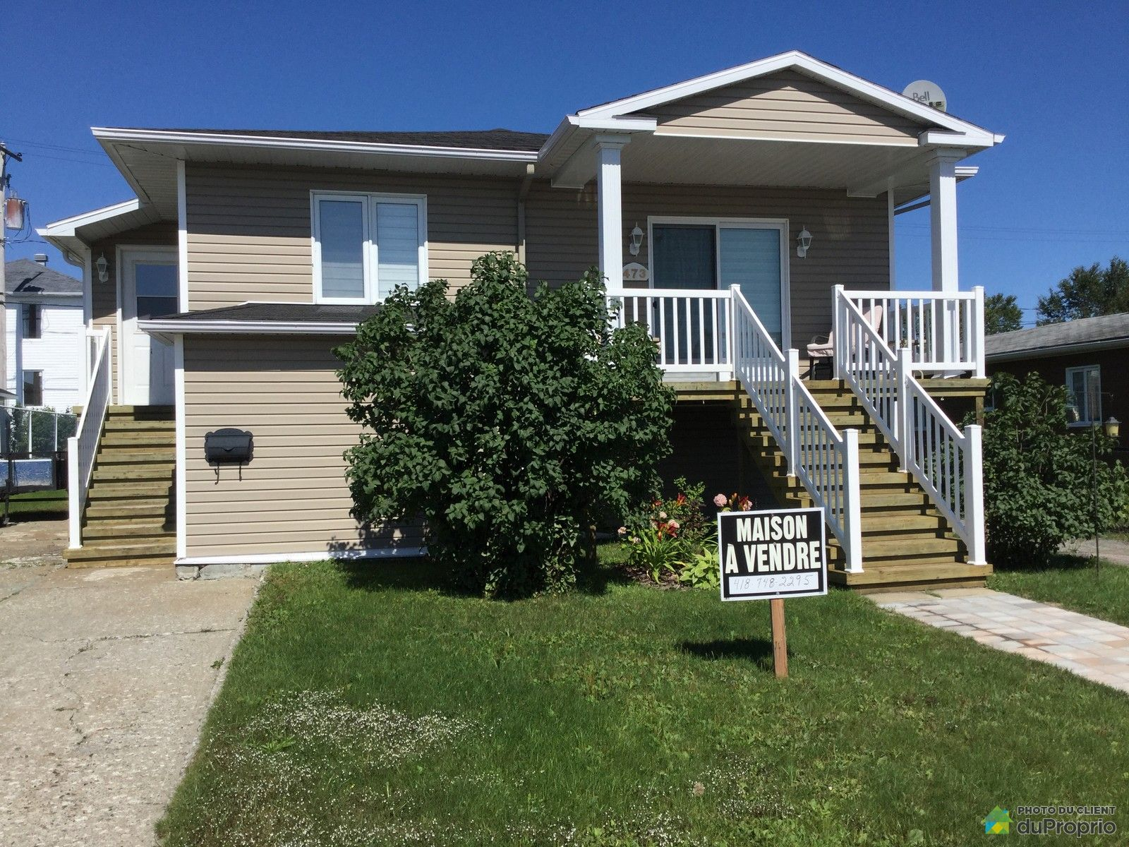 473 2e Rue, Chibougamau for sale