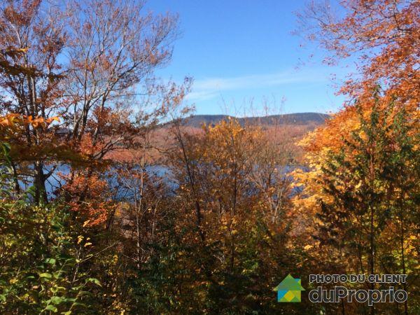 Vue sur le lac - , Montée de la Baie, Lantier à vendre