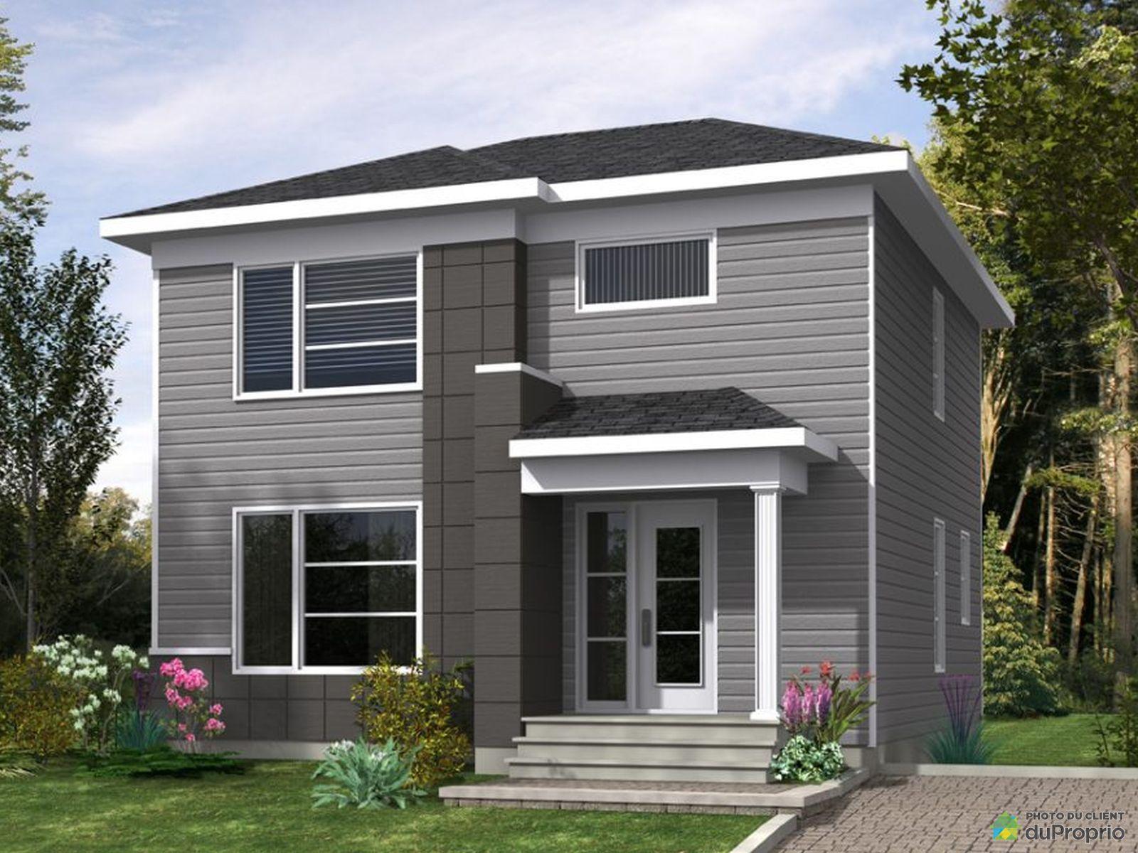 31 rue Bellevue - Par Construction C.R.D inc., Ste-Catherine-de-la-JC for sale