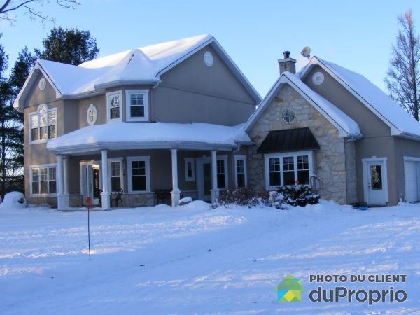 Winter Front - 385 1er rang, St-Louis-de-Blandford for sale