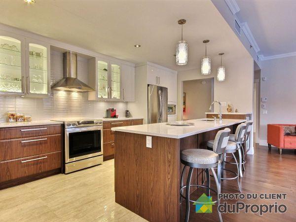 Kitchen - Domaine de la Faune Phase 6- 7715, rue du Daim, unité 104 - Par Constrobourg, Charlesbourg for sale