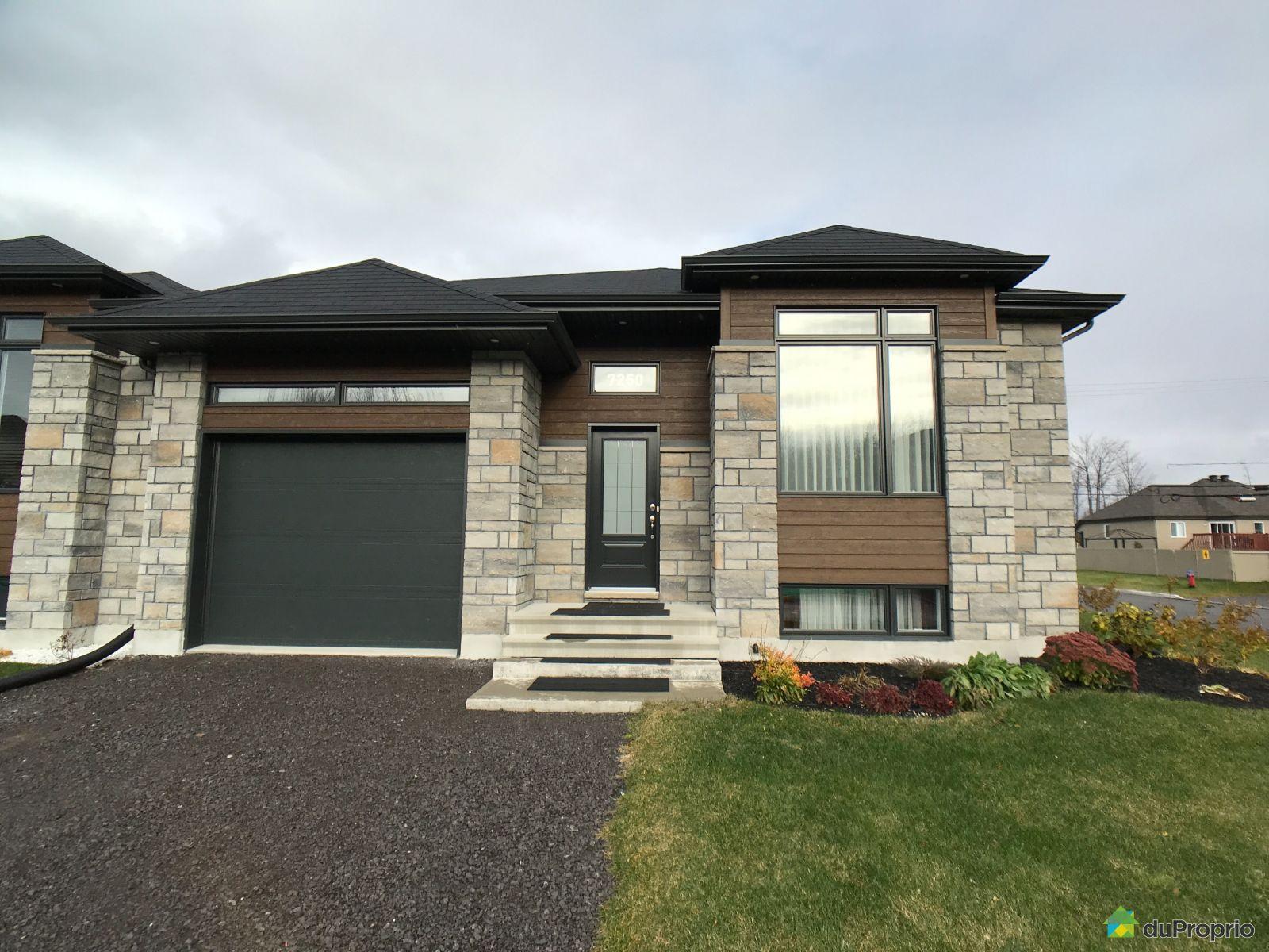 2525 boulevard Hamelin - Modèle Harmonie - Par Construction D.M. Turcotte, Trois-Rivières (Trois-Rivières) for sale