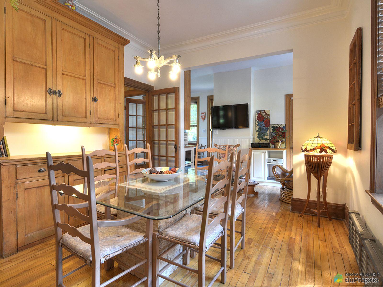 Salle à manger - 324, avenue Prince-Albert, Westmount à vendre