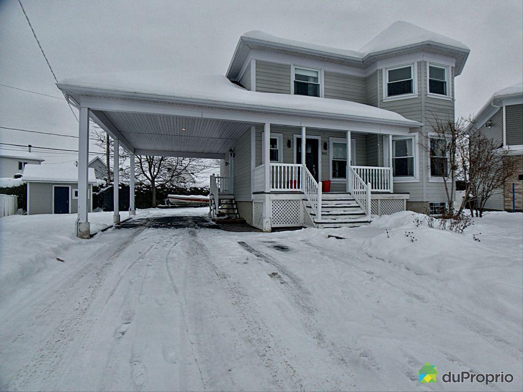 Maisons à vendre, Québec Rive-Sud (Lévis) | DuProprio