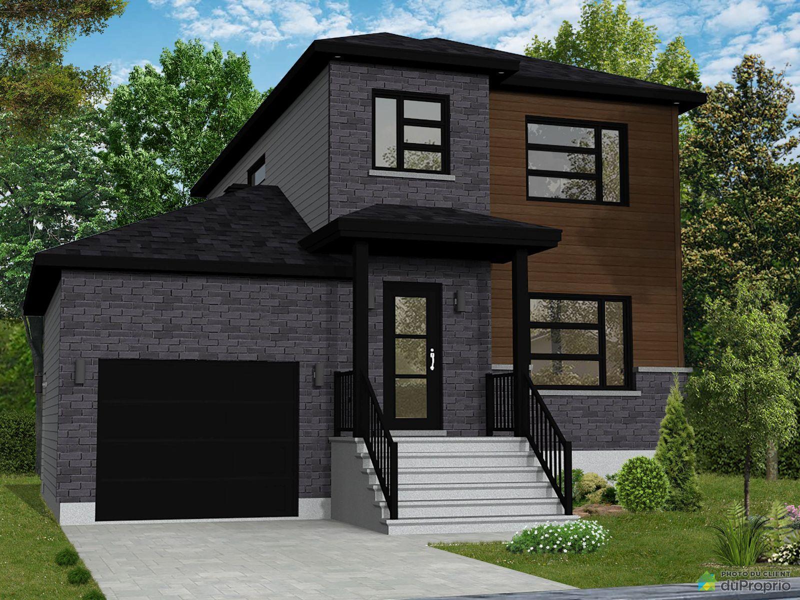 890, rue Vinet - Modèle Le Baylon - Par les Habitations RB, Salaberry-De-Valleyfield à vendre