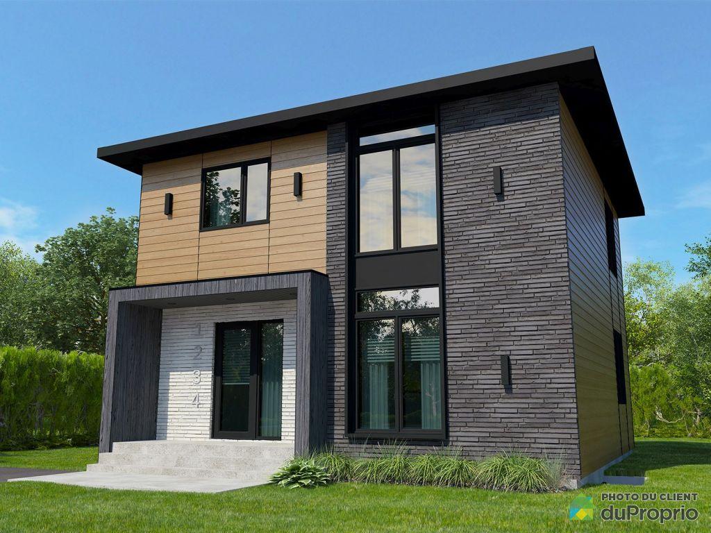 MODÈLE À CONSTRUIRE - Quartier Exalt - Par Maisons Laprise, Lac-Beauport à vendre